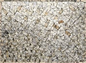 Aggregation 09 - A001 by Chun Kwang Young contemporary artwork