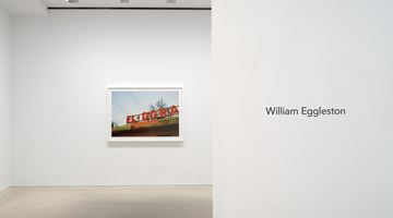 Contemporary art exhibition, William Eggleston, William Eggleston at David Zwirner, Hong Kong