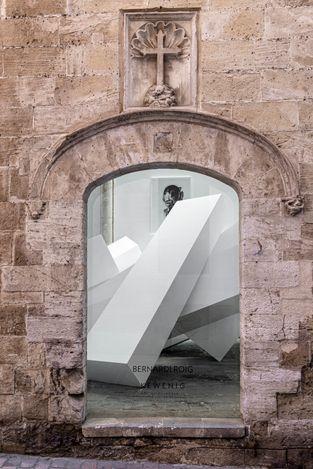 Exhibition view: Bernardí Roig,Mehr Licht!, KEWENIG, Palma (20 March–11 September). Courtesy KEWENIG.
