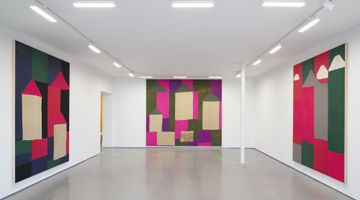 Contemporary art exhibition, Lawrence Calver, On the Off Chance at Simchowitz, Los Angeles, USA