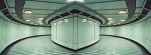 The Labyrinth #12,#13, Hong Kong by Christopher Button contemporary artwork photography, print