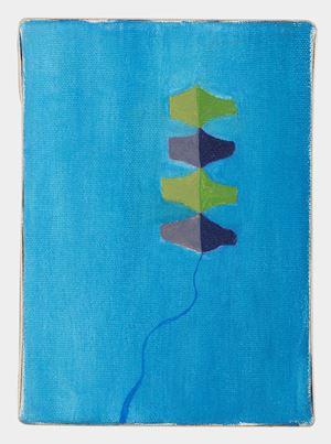 Kite by Ficre Ghebreyesus contemporary artwork