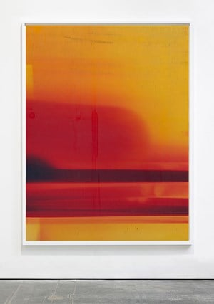 Silver 180 by Wolfgang Tillmans contemporary artwork