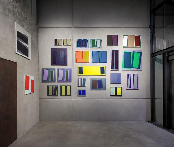 Exhibition view:Jörg Scheibe, Room #3, KEWENIG, Berlin (7 March–28 March 2020). Courtesy KEWENIG.