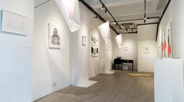 Contemporary art exhibition, Engku Iman, Rukun Iman at A2Z Art Gallery, Hong Kong