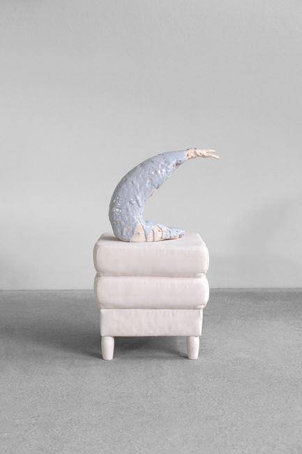 Peace Cautious (Dissolution) by Erwin Wurm contemporary artwork