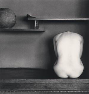 'Mina, Study 3, Japan', Rafu, Japan by Michael Kenna contemporary artwork photography, print