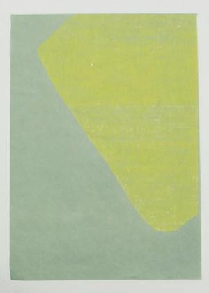 position by Allyson Strafella contemporary artwork
