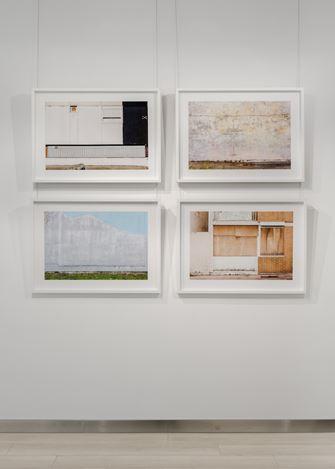 Exhibition view: Eric Pillot, Parois, Galerie Dumonteil, Shanghai (6 March–27 April 2021). CourtesyGalerie Dumonteil.