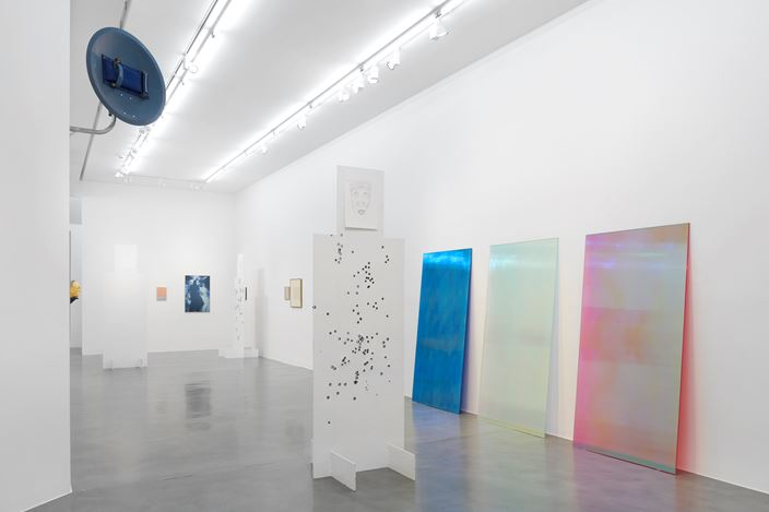 Exhibition view: Group Exhibition, Pop-Up Exhibition, Simon Lee Gallery, London (26 January–9 March 2021). Courtesy Simon Lee Gallery.
