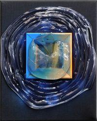 Still Night by Judy Darragh contemporary artwork mixed media