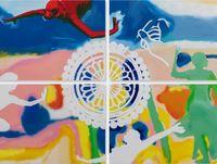 Un Corpo Unico by Marinella Senatore contemporary artwork painting, print