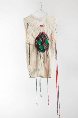 Untitled (The Lord Tebbit Series 5) by Hardeep Pandhal contemporary artwork sculpture