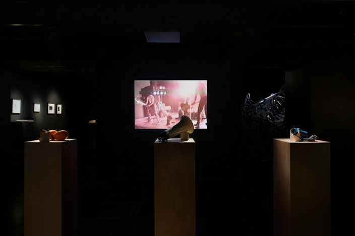 Exhibition view: Xper.Xr., Tailwhip, Empty Gallery, Hong Kong (17 April–26 June 2021).CourtesyEmpty Gallery.