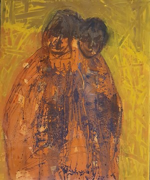 A Pair of Citizens in the World by Yang Qi contemporary artwork