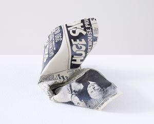 Newspaper 20-6 by Kimiyo Mishima contemporary artwork