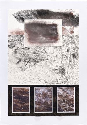 Antiarchive #10 by Buen Calubayan contemporary artwork