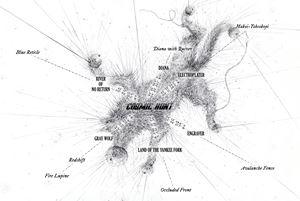 Cosmic Hunt by Matthew Barney contemporary artwork