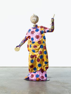 Clementia by Yinka Shonibare CBE (RA) contemporary artwork