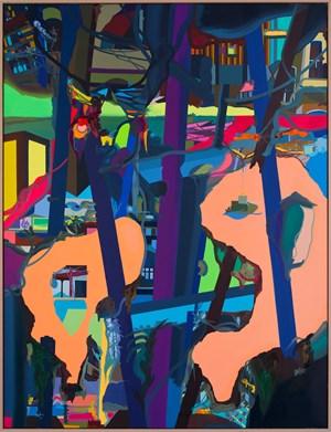 Going nowhere by Franz Ackermann contemporary artwork