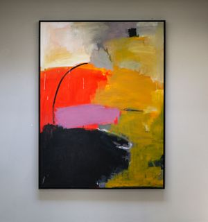 Touchstone by Richard Hearns contemporary artwork
