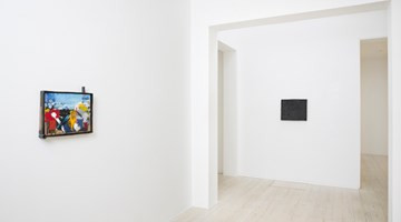 Contemporary art exhibition, Jake Walker, Time Frame at Gallery 9, Sydney