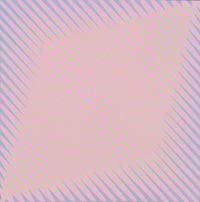Blue Edge (ENCS 14) by Richard Allen contemporary artwork painting