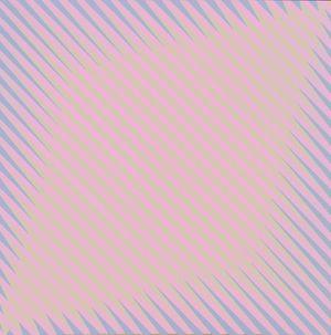 Blue Edge (ENCS 14) by Richard Allen contemporary artwork