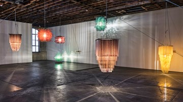 Contemporary art exhibition, Jorge Pardo, Jorge Pardo at Victoria Miro, Wharf Road, London