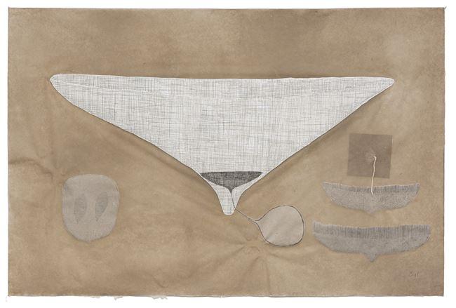 Breast Talks 3 by Pinaree Sanpitak contemporary artwork