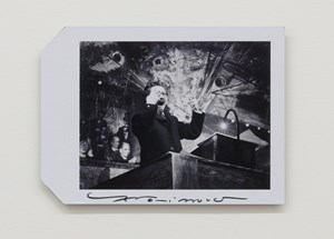 A Little Requiem: Nebula of Lev, 1932.11.27 - 2007.4.4 by Yasumasa Morimura contemporary artwork