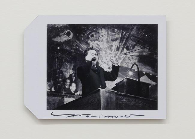 A Little Requiem: Nebula of Lev, 1932.11.27 - 2007.4.4 by Yasumasa Morimura contemporary artwork