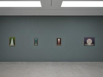 Exhibition view: Minoru Nomata, UNBUILT, White Cube, Hong Kong (8 September–13 November 2021). Courtesy White Cube.