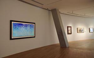 La Mer by Zao Wou-Ki contemporary artwork