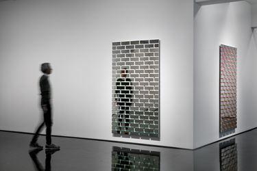 Exhibition view, Dan Moynihan, The Least I Could Do, 2016. Courtesy Tolarno Galleries, Melbourne.