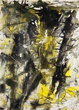 Senza titolo by Emilio Vedova contemporary artwork