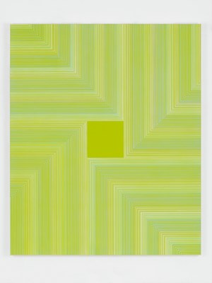 House 2 (Yellow) by Peter Peri contemporary artwork