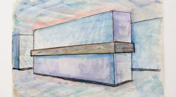 Contemporary art exhibition, Narita Katsuhiko, Katsuro Yoshida, Colors at Yumiko Chiba Associates, Tokyo, Japan