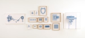 Apartment A, 348 West 22nd Street, New York, NY 10011, USA by Do Ho Suh contemporary artwork