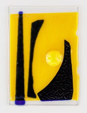 Small Bond No. IV by Sam Moyer contemporary artwork