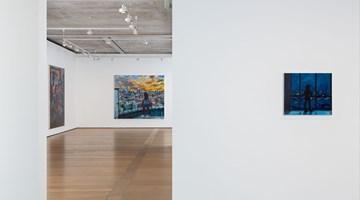 Contemporary art exhibition, Todd Bienvenu, Slapstick at Almine Rech, London