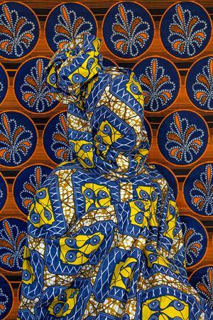Orange Palms by Alia Ali contemporary artwork