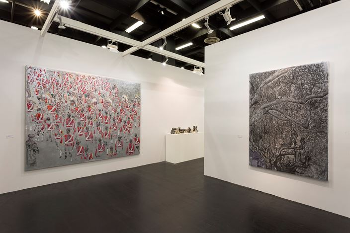 Ben Brown Fine Arts, Art Cologne, Cologne (19–22 April 2018). Courtesy Ben Brown Fine Arts.