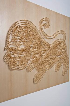 Oxymoron II by Moataz Nasr contemporary artwork