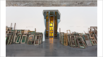 Contemporary art exhibition, Song Dong, Surplus Value at Pace Gallery, Beijing