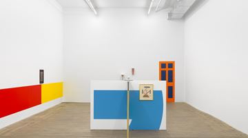 Contemporary art exhibition, Camille Blatrix, Pop-up at Andrew Kreps Gallery, 55 Walker Street, New York