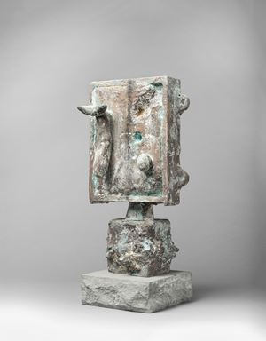 Vigneron by Joan Miró contemporary artwork
