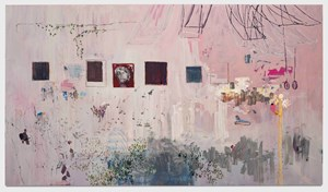 Trapezio by Marina Rheingantz contemporary artwork