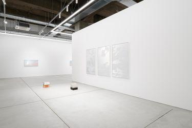 Installation View from Mugetsu (Invisible Moon) by Miya Ando