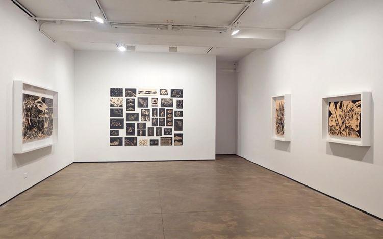 Exhibition view: Sun Xun, Time Spy, Sean Kelly, New York (8 September-21 October 2017). Courtesy Sean Kelly, New York.